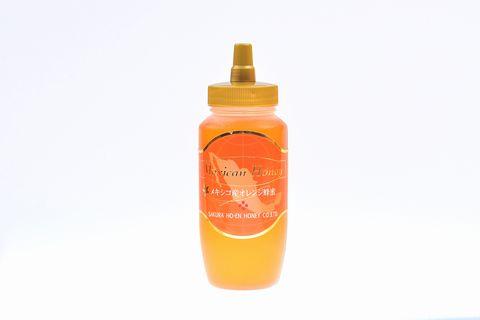 花十字印 オレンジ蜂蜜